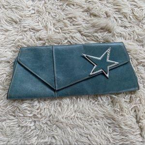 Handbags - Leather Clutch bag